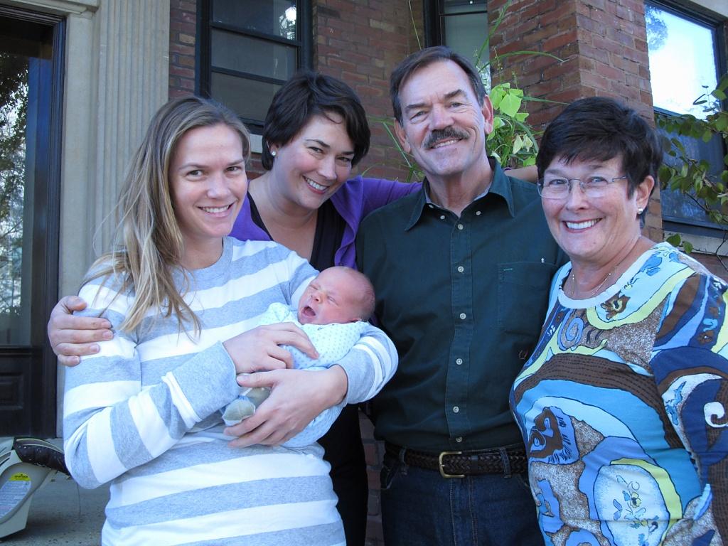 Ashton's Maternal Family by Weezilou