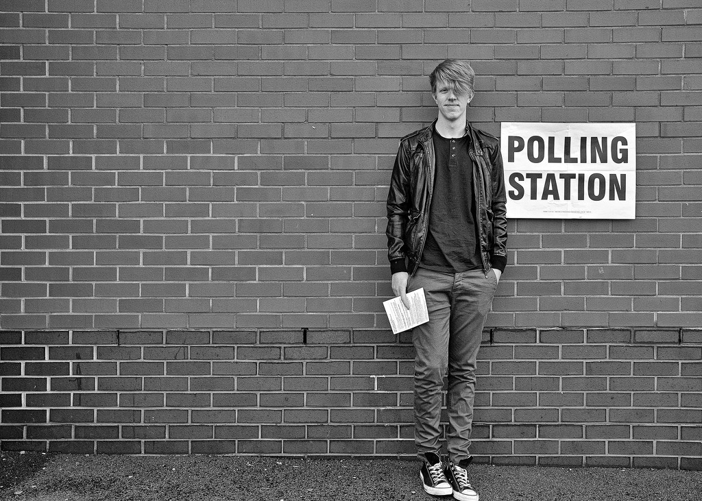 Polling Day by seanoneill
