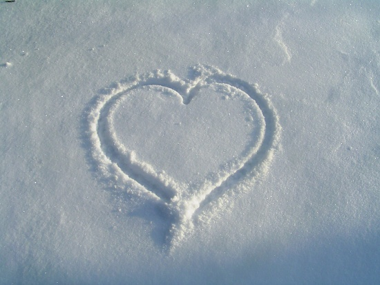 Love in the Snow by lily