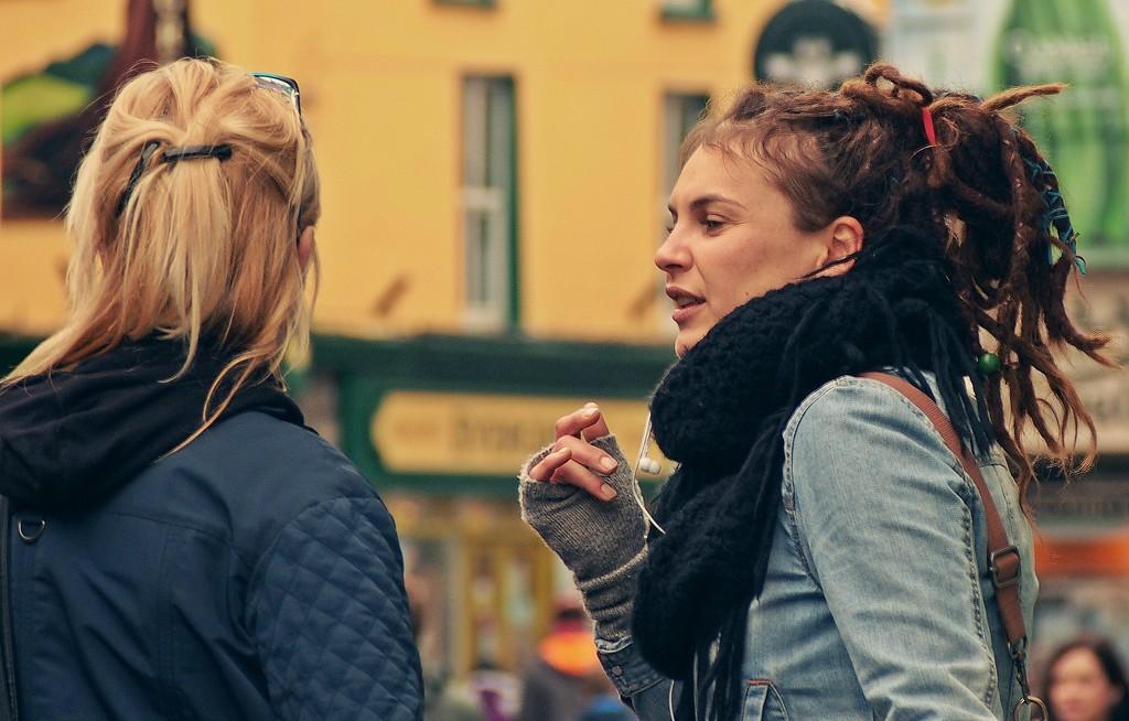 Street talking by jack4john
