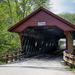 Covered Bridge by rosiekerr