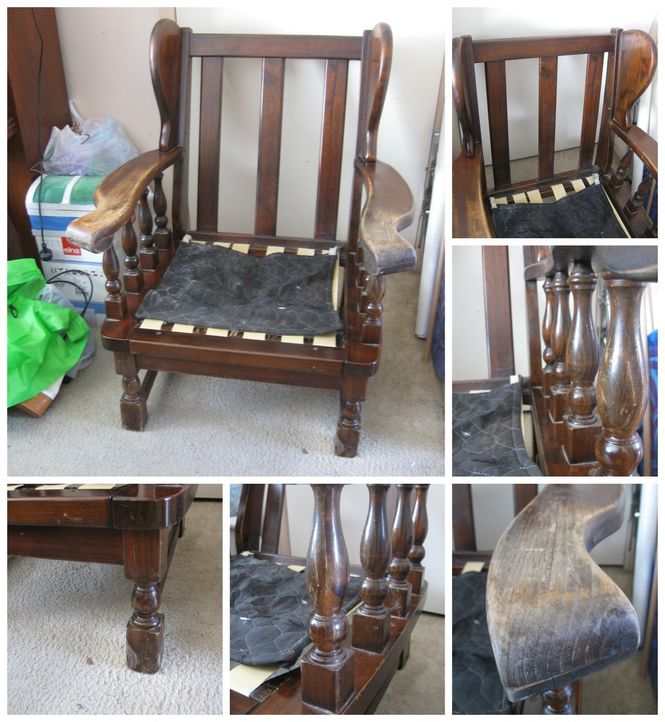 Unwanted Chair by mozette