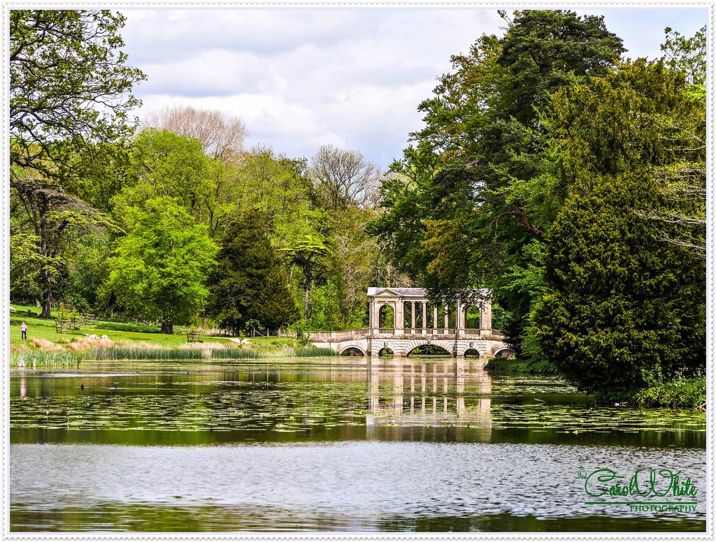 Across The Lake,Stowe Gardens by carolmw