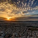 Sunset Over Athens by taffy