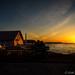 Romantic Sunset in Door County by myhrhelper