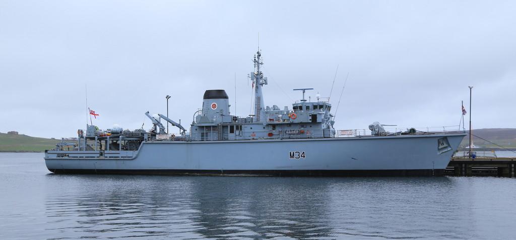 HMS Middleton by lifeat60degrees