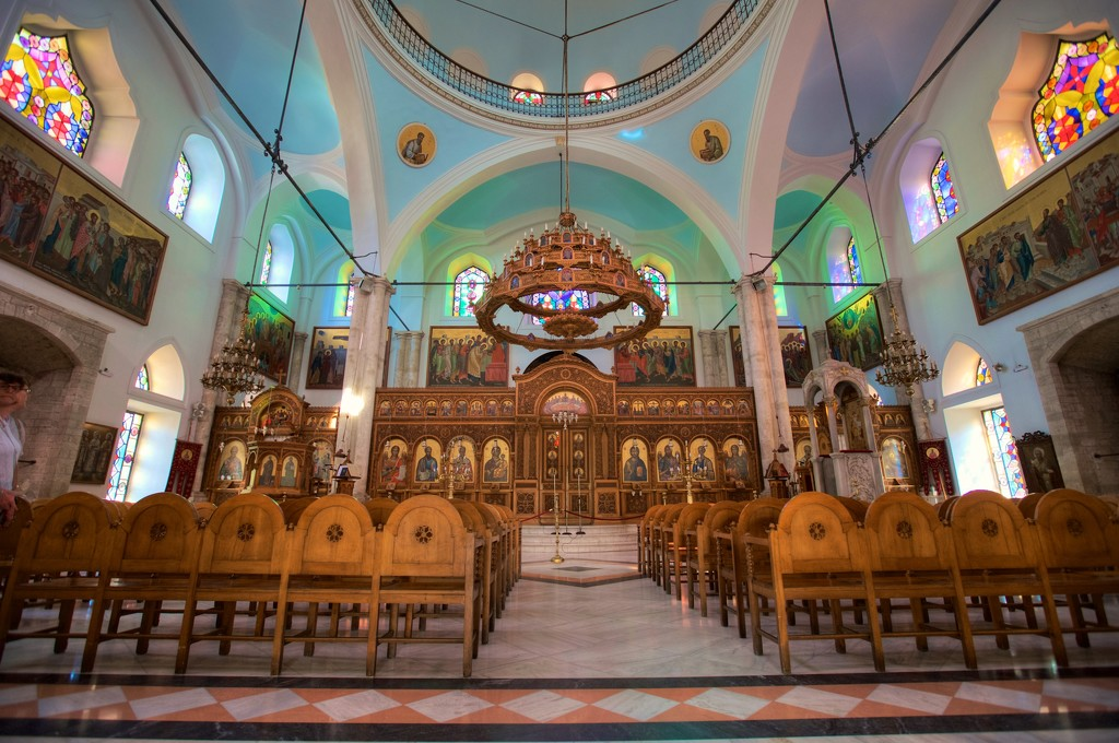 The Church of Saint Titus by jyokota