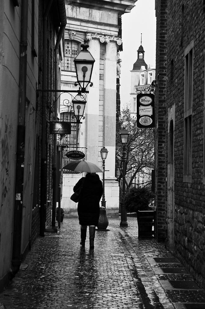 Rainy Morning by harvey