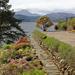 Loch Ard garden by sheilaw