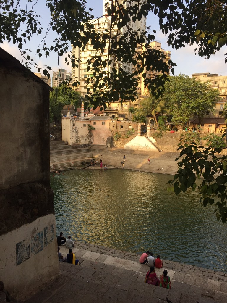 Banganga lake by veengupta