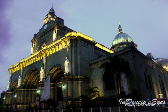 Catedral Basílica Metropolitana de Manila by iamdencio
