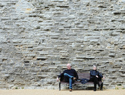 25th May 2015 - Bench Castle Walls