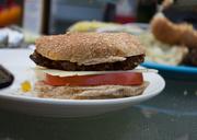 25th May 2015 - Hamburger at the cookout
