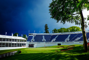 19th May 2015 - Day 141, Year 3 - Sun Shines Over The 18th At Wentworth