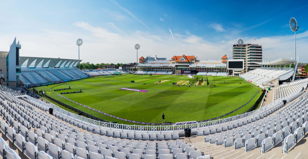 Day 137, Year 3 - Taking It All In At Trent Bridge by stevecameras