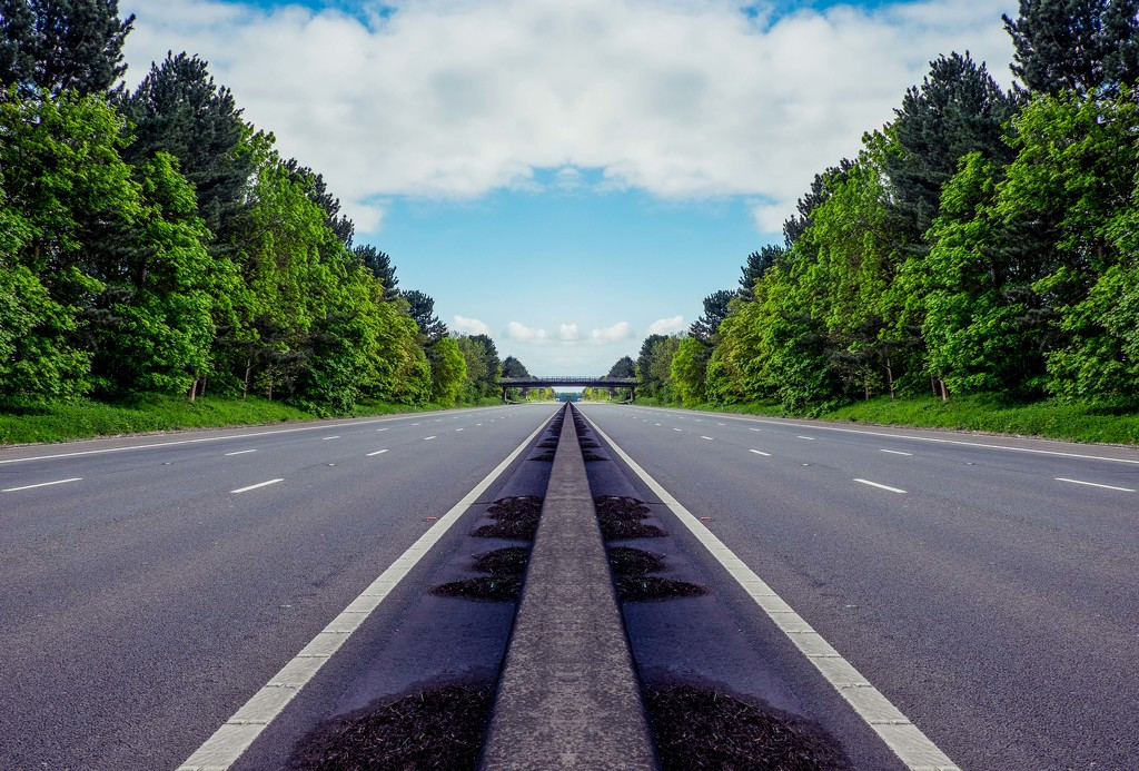 Day 138, Year 3 - The Open Road by stevecameras