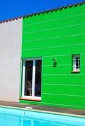 4th Jun 2015 - Green house