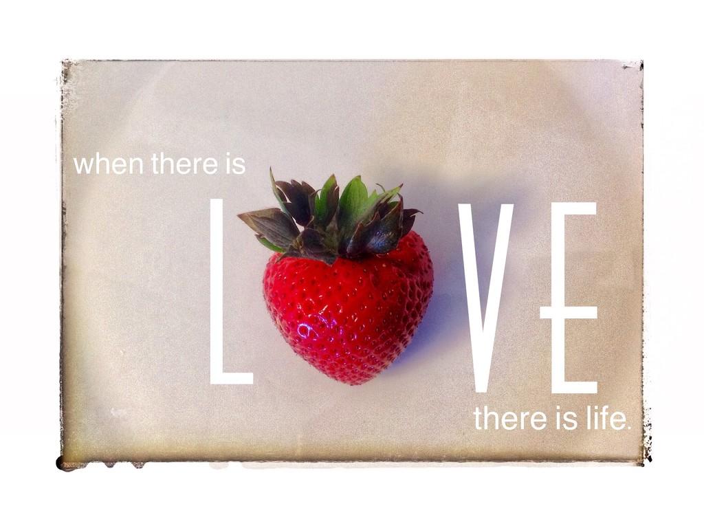 Love U berry much :) by joemuli