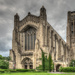 Rockefeller Chapel, University of Chicago by taffy
