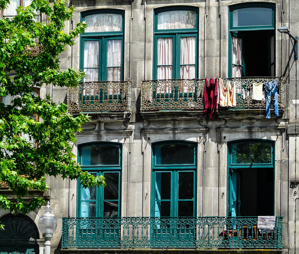 Hanging out to dry by stiggle