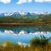 Timpanogos Mountains - Utah by ckwiseman