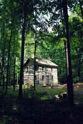 13th Jun 2015 - Little House in the Big Woods