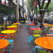 Patio Of Many Colours by bkbinthecity