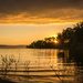 Sunset on the lake... by shirleyv