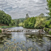 Weir & Lock on the River Blavet by vignouse