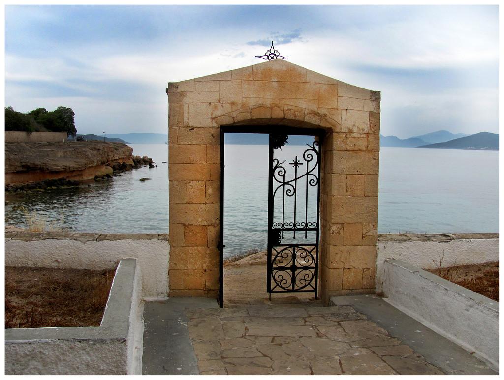 Island Aegina Greece by sdutoit