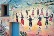 18th Jun 2015 - Mural, Office de Tourisme at Sorède