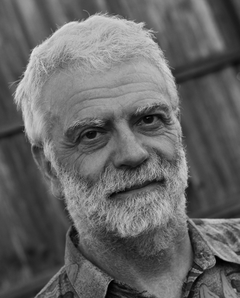 50 mono portraits at 50mm : No. 39 : Steve by phil_howcroft
