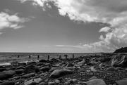 20th Jun 2015 - Criccieth beach