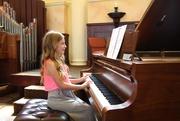 20th Jun 2015 - Her 1st Piano Recital