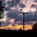 Fascinating sunset