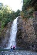 23rd Jun 2015 - Sister Hike to Franklin Falls