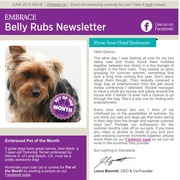 24th Jun 2015 - Embraced Pet of the Month