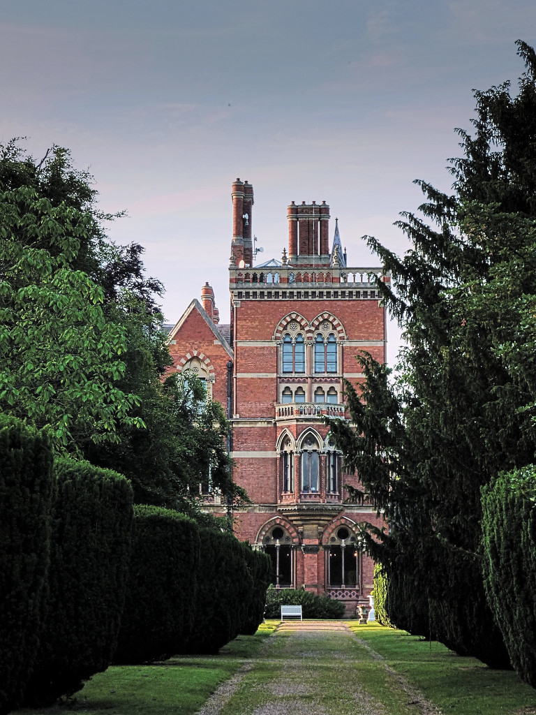 Kelham Hall, Newark, Notts by phil_howcroft