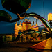 Small Town Carnival by ckwiseman
