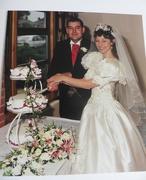 24th Jun 2015 - 20th Wedding Anniversary.