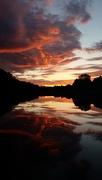 26th Jun 2015 - Piscataquis River Sunset
