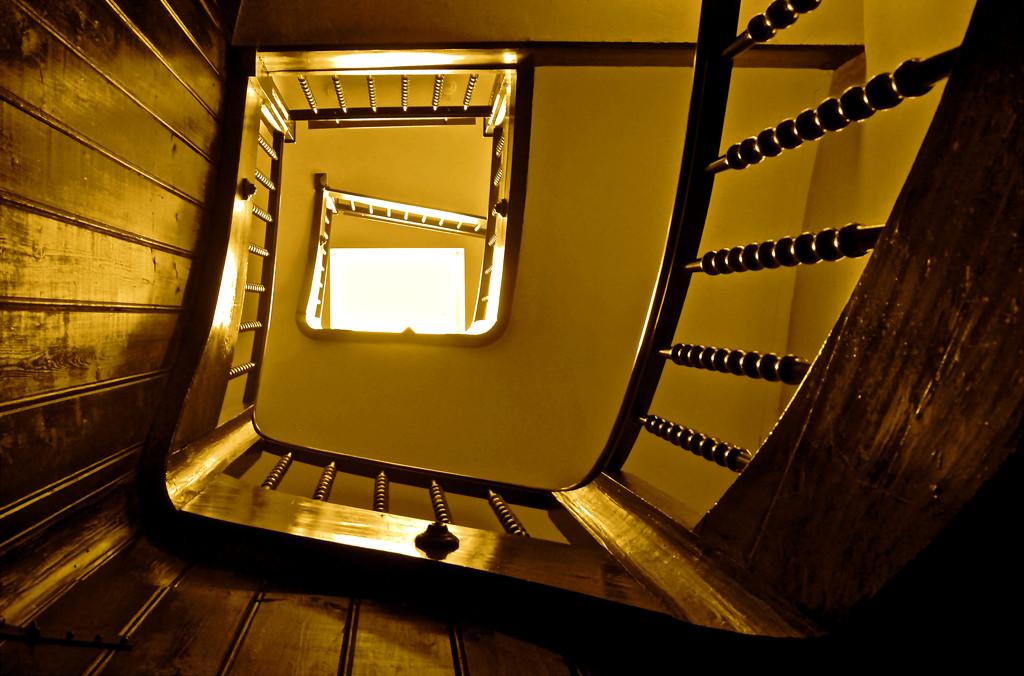 Stairway to Heaven (for mundane challenge)  by vera365