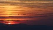 26th Jun 2015 - Sunset over the Cerdagne