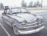 1st Jul 2015 - 1950 Ford