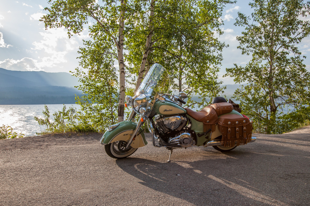 2015 Indian Chief by grizzlysghost