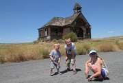 30th Jun 2015 - Abandoned Old Schoolhouse
