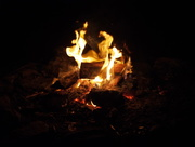 1st Jul 2015 - Camp Fire!