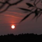 3rd Jul 2015 - Sunset on Farlain Lake