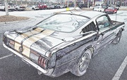 4th Jul 2015 - 1966 Shelby Mustang GT350H