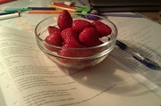 1st Jun 2015 - Strawberries :)